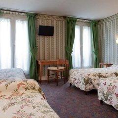 Отель Grand Hôtel De Paris 3* Стандартный номер с различными типами кроватей фото 8