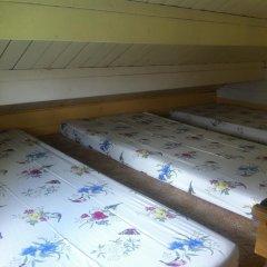 Отель Blockhütten Schnatermann Бунгало с различными типами кроватей фото 6