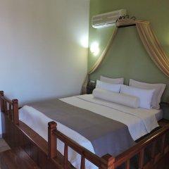 Отель Aroma Stegna Пляж Стегна комната для гостей фото 3
