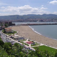 Hotel Igeretxe пляж