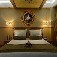 Отель Sultania 5* Номер Делюкс с двуспальной кроватью фото 2