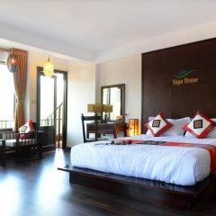 Sapa House Hotel 3* Люкс с различными типами кроватей