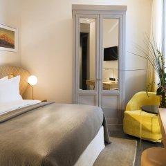 Отель Hôtel Le Marianne 4* Стандартный номер с различными типами кроватей фото 6