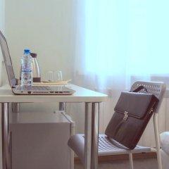 Мини-Отель Агиос на Курской 3* Номер Комфорт с двуспальной кроватью фото 6