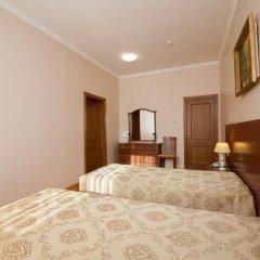 Гостиница ПолиАрт Стандартный номер с 2 отдельными кроватями фото 7