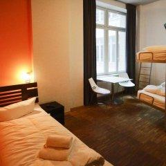 Five Elements Hostel Leipzig Стандартный номер с различными типами кроватей фото 2