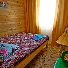 Гостиница Парк отдыха Сказка Русь комната для гостей фото 3