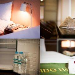 Yoido Hotel 3* Стандартный номер с различными типами кроватей фото 5