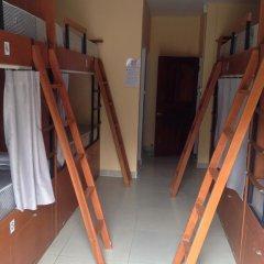 Jomtien Hostel Кровать в общем номере фото 6
