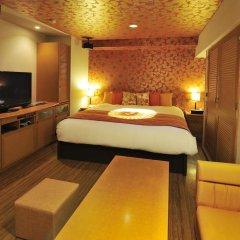 Отель Fukuoka Chapel Coconuts Hotel Ipolani (Adult Only) Япония, Порт Хаката - отзывы, цены и фото номеров - забронировать отель Fukuoka Chapel Coconuts Hotel Ipolani (Adult Only) онлайн комната для гостей