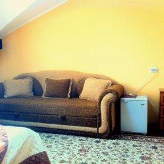 Гостевой дом Европейский Улучшенный номер с различными типами кроватей фото 4
