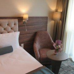 Отель Interhotel Cherno More 4* Стандартный номер с различными типами кроватей