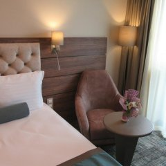 Hotel & Casino Cherno More 4* Стандартный номер разные типы кроватей