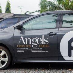 Отель Angels Heights Hotel Гана, Тема - отзывы, цены и фото номеров - забронировать отель Angels Heights Hotel онлайн городской автобус