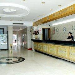 Отель Susheng Hotel Китай, Сучжоу - отзывы, цены и фото номеров - забронировать отель Susheng Hotel онлайн интерьер отеля фото 2