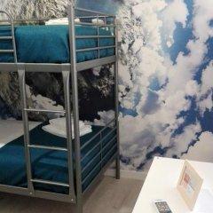 Stone Obidos Hostel Кровать в общем номере с двухъярусной кроватью фото 8