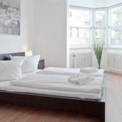 Апартаменты City Apartments Берлин комната для гостей фото 2