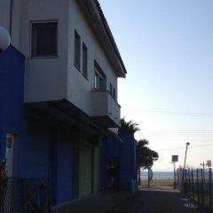 Отель Acapus Studios Ситония парковка