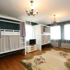Гостиница Hostel Nochleg Казахстан, Нур-Султан - 1 отзыв об отеле, цены и фото номеров - забронировать гостиницу Hostel Nochleg онлайн комната для гостей фото 5