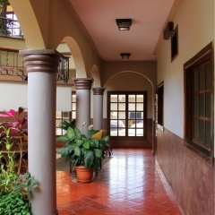 Hotel Plaza Copan 3* Стандартный номер фото 9
