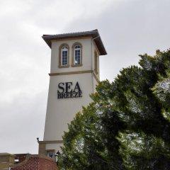 Отель Sea Breeze Residences & Hotel в Новхане