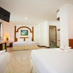 Отель Baan Paradise 2* Стандартный семейный номер с двуспальной кроватью фото 5