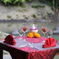 Отель Svarga Loka Resort питание фото 3