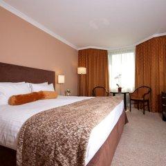 Отель Aquincum Улучшенный номер с различными типами кроватей