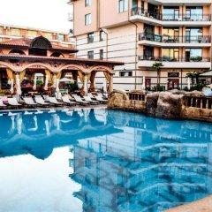 Karolina Hotel Солнечный берег бассейн