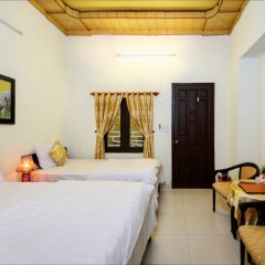 Отель Thinh Phuc Homestay Стандартный номер с различными типами кроватей фото 12