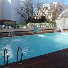 Отель Sercotel Guadiana Испания, Сьюдад-Реаль - 1 отзыв об отеле, цены и фото номеров - забронировать отель Sercotel Guadiana онлайн бассейн фото 3