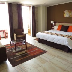 Hotel Anunciada Байона комната для гостей фото 2