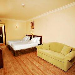 Hotel Golden Crown 3* Стандартный номер с различными типами кроватей фото 3
