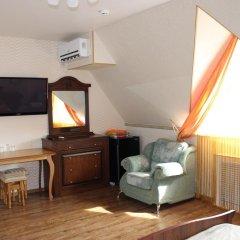 Olimp Hotel 3* Номер Делюкс с двуспальной кроватью