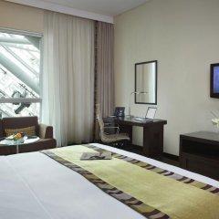Отель Oryx Rotana 5* Стандартный номер с различными типами кроватей фото 3