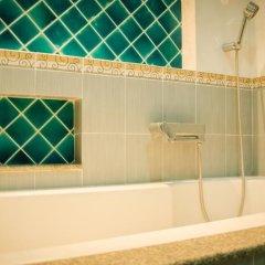 Отель The Green Beach Resort ванная