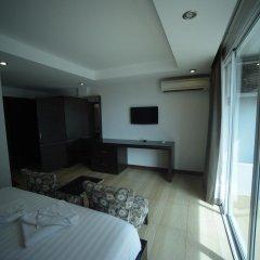 Отель Villa Navin Beach Residence 3* Номер Делюкс с различными типами кроватей фото 8