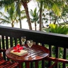Отель Warwick Fiji балкон