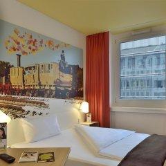 B&B Hotel Nürnberg-Hbf комната для гостей