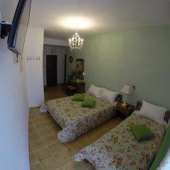 Akrotiri Hotel Студия с разными типами кроватей