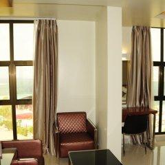 Отель Unima Grand 3* Люкс с различными типами кроватей фото 5