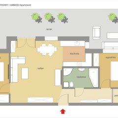 Апартаменты Sanhaus Apartments Люкс