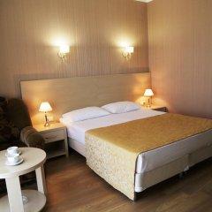 Мини-Отель У Заполярья 3* Стандартный номер с двуспальной кроватью фото 9