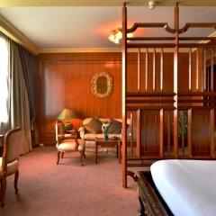 Отель The Tawana Bangkok 3* Полулюкс с разными типами кроватей фото 5