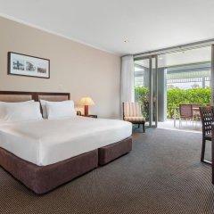 Отель Hilton Lake Taupo 5* Стандартный номер с различными типами кроватей фото 2