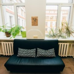 V4Vilnius Hostel Кровать в общем номере с двухъярусной кроватью фото 11