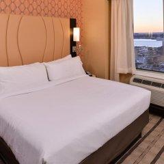Отель Holiday Inn New York City - Times Square 3* Стандартный номер с различными типами кроватей фото 3