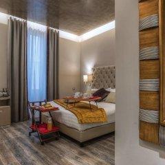 Отель Colonna Suite Del Corso 3* Стандартный номер с различными типами кроватей фото 7
