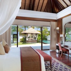 Отель The Laguna, a Luxury Collection Resort & Spa, Nusa Dua, Bali 5* Вилла с различными типами кроватей фото 7
