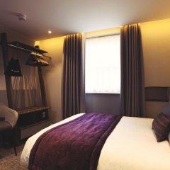 BEST WESTERN PLUS - The Delmere Hotel 3* Стандартный номер разные типы кроватей фото 3